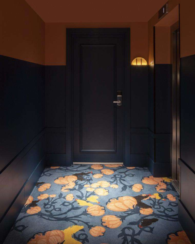 Hotel Parisianer  - Chambre