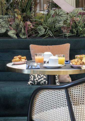 Hotel Parisianer  - Petit-déjeuner