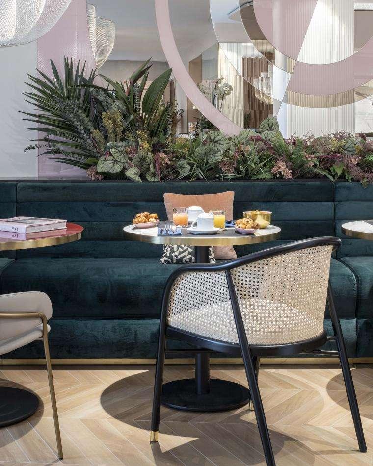 Hotel Parisianer  - Breakfast